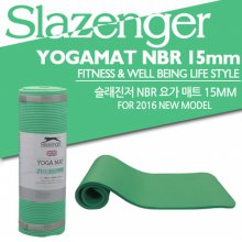 슬레진저 NBR 15mm 요가매트