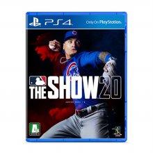 PS4 MLB THE SHOW 20 엠알비 더 쇼 20 [음성 및 자막 : 영어]