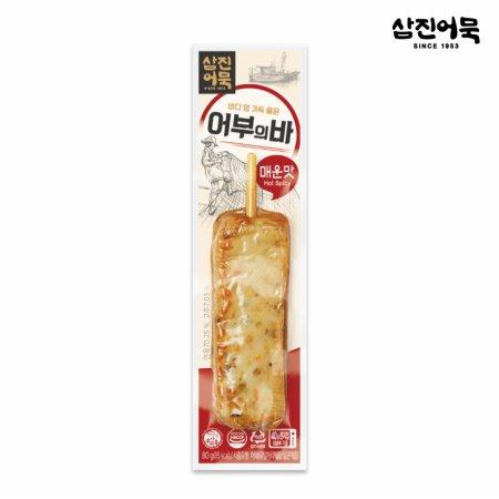 어부의 바 (매운맛) 1개 80g