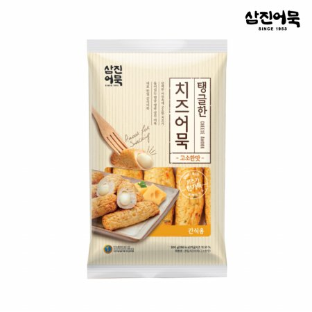 탱글한 치즈어묵(고소한맛) 300g
