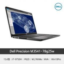 M3541-78G25W 델노트북/쿼드로/윈10프로/3D그래픽/전문가