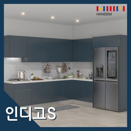 [18%즉시할인]인디고S(+냉장고장/ㄱ자/6.2-6.5m이하)