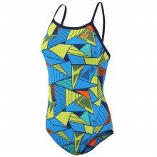 ZONE3 탄탄이 여자수영복 여성용 프리즘 2.0 스트랩 백