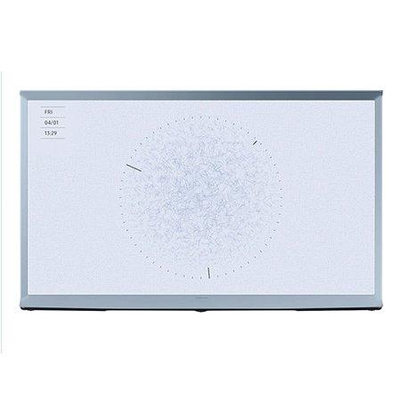 [더 세리프] 108cm QLED KQ43LST01BFXKR (코튼블루)