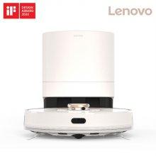 Lenovo 프리미엄 로봇청소기 클린스테이션 LR1