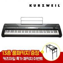 [히든특가] 커즈와일 KA-120 디지털피아노 KA120 정품거미다리스탠드 증정