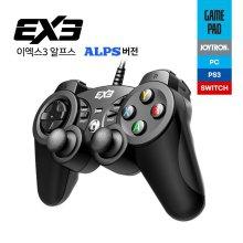 EX3(유선) PC 유선 게임패드