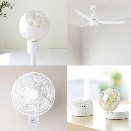 2020년형 2세대 BLDC모터 선풍기(LZEF-DC130/LZDF-TR800/LZDF-TR830)