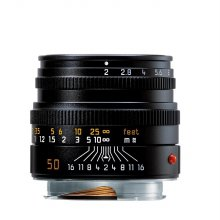 [라이카] Leica Summicron-M 50mm f/2.0 Black