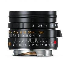 Leica NEW Summicron-M 28mm f/2 ASPH Black