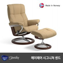 스트레스리스 MAYFAIR SIGNATURE(메이페어 시그니쳐) 팔로마/샌드(리클라이너 의자)