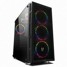 3Rsys J700 RGB BLACK 미들타워