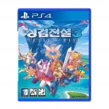 PS4 성검전설3 트라이얼스오브마나