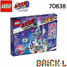 레고 70838 레고무비 지멋대로 여왕의 우주 궁전 BR