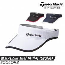 [테일러메이드코리아 정품] 2020 테일러메이드 콘트라스트 트림(CONTRAST TRIM) 바이저 [M7246701/M7246801/M7246901][3COLOR][남성용]