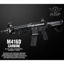 [아카데미]M416D CARBINE 카빈 전동건(17417)