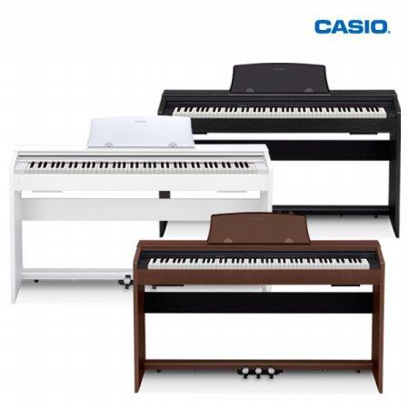 [히든특가] 카시오 디지털피아노 PX-770 3컬러 (화이트/블랙/브라운)