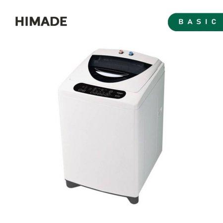 HDP-12EDW 일반세탁기 [12KG/매직필터/5가지세탁코스/투명도어/컨트롤패널/화이트]