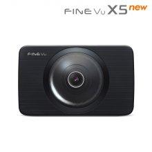 [히든특가] 파인뷰 X5 NEW FHD/HD 2채널 블랙박스 16GB