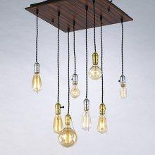 LED 펜던트 클리오 8등 카페 매장조명