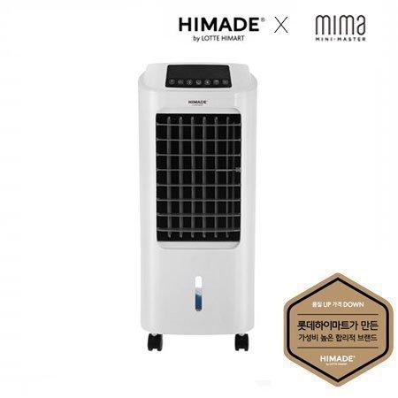 [비밀특가] [미마X하이메이드] 6L 리모컨형 냉풍기 HM-KFC816A [타이머 7시간 / 소비전력 65W]