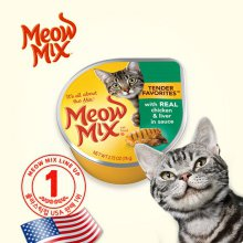 [미유믹스] 고양이캔 리얼 닭고기 78G 24캔