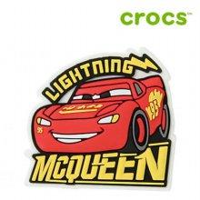 [크록스정품] 크록스 지비츠 /LS- 10006829 / Cars3Lightning McQueenChrm-Crd