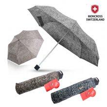 3단 스마트 패턴 수동 우산
