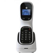 디지털 한글지원 무선전화기 TD1001A (화이트)