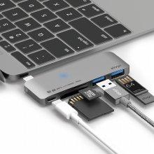 USB-C 타입 멀티허브