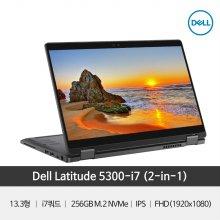 5300-78G25W 델노트북 컨버터블 2IN1 윈10 13.3형터치