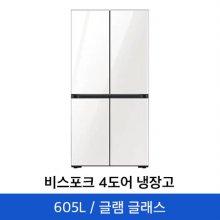 비스포크 키친핏 4도어 냉장고 RF61T91C335 [605L]