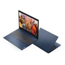 [3월29일이후 순차배송] 레노버 아이디어패드 슬림3 (O)SLIM3-15-R5-B 노트북 R5 4500U 8GB 256GB 프리도스 15inch(블루)