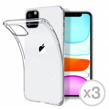 1+1+1 투명 젤리케이스 아이폰 11