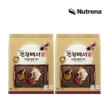 [건강백서] 건강한 발효 100(오리,쌀,낫또) 2.5kg 2팩