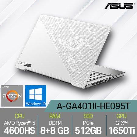 [런칭기념특가] ROG 제피러스 게이밍 노트북 A-GA401II-HE095T