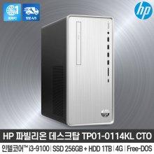 HP 파빌리온 TP01-0114kl+1TB