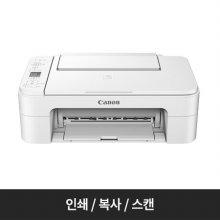 [단순변심 반품상품]컬러 잉크젯/포토 프린터[TS3391][잉크포함/7.7ipm]