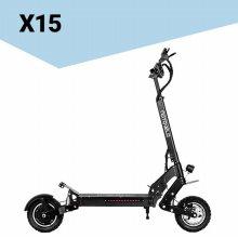 X15 전동킥보드 모터 2400W 배터리 15Ah