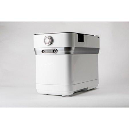 스마트카라400 퓨어화이트 음식물처리기 PCS-400_WH [프리스텐드 방식/ 건조분쇄기술/ 3중 에코필터]