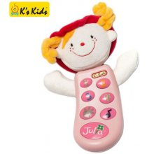 유아 장난감시리즈 케이스 키즈 말하는 전화기 줄리아