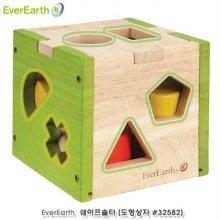 원목교구시리즈 EverEarth 쉐이프솔터 / 도형상자