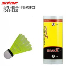 스타스포츠 셔틀콕 나일론 3PCS (DBB-323P)