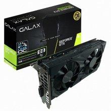 갤럭시 지포스 GTX 1650 SUPER EX BLACK OC 4GB