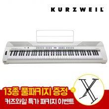 [히든특가]커즈와일 KA90 화이트 디지털피아노 정품 쌍열스탠드 증정