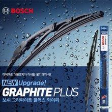 보쉬그라파이트플러스/클리어비전 와이퍼 450mm