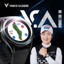 보이스캐디 T7 시계형 골프 거리측정기