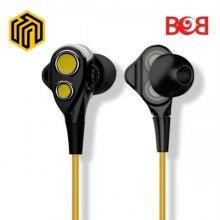 사운드List 씽크웨이 BOB SHOCK 하이브리드 이어폰