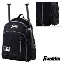 프랭클린 MLB 야구 백팩 C1 (23396) (블랙)