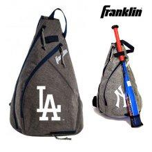프랭클린 MLB 야구 슬링백 LA다저스 (76042F19)